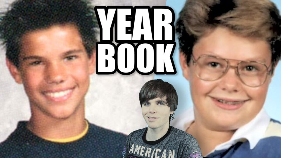 Celebrity high school yearbook pictures