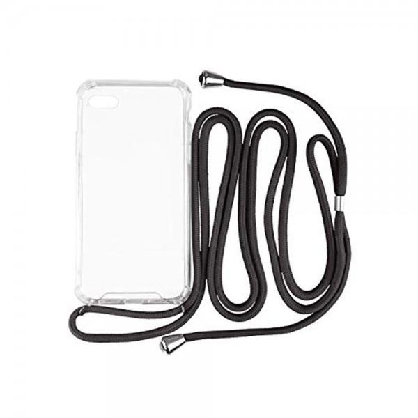 Hello Cable - Handykette für Apple iPhone 7/8 Plus - Schutzhülle - schwarz