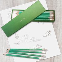 #MERMAIDSQUAD Pencil Set