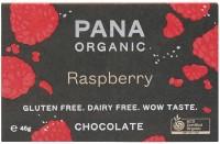 Pana Schokolade - Himbeere Bio, Rohkost, 45 g