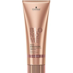 Schwarzkopf BM TE Bonding Warm Blonde Shampoo 250ml