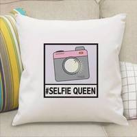 #Selfie Cushion