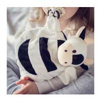 Sleepytot Dummy Holding Comforter - Cow