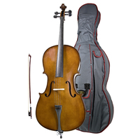 Stentor Student II Cello Outfit 3/4 Size