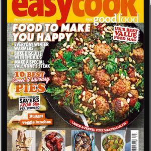 BBC Easy Cook Digital Magazine Subscription