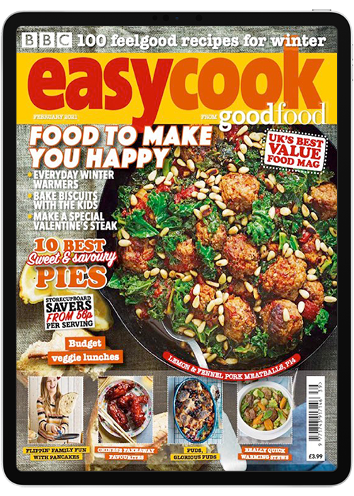 BBC Easy Cook Digital Magazine Subscription