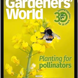 BBC Gardeners' World Digital Magazine Subscription