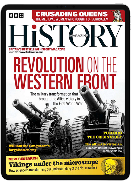 BBC History Digital Magazine Subscription