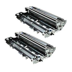 Compatible Multipack Brother HL-5050N Printer Toner Cartridges (2 Pack) -TN7600