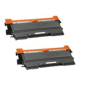 Compatible Multipack Brother HL-L2300D Printer Toner Cartridges (2 Pack) -TN2320
