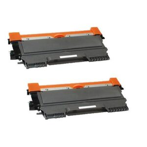 Compatible Twin Pack Brother TN2320XL Extra High Capacity Toner Cartridges (2 Pack)