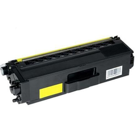 Compatible Yellow Brother TN910Y Extra High Capacity Toner Cartridge