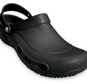 Crocs Bistro Safety Rated Clog Black - Size 3 36/37