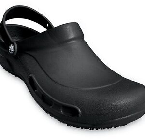 Crocs Bistro Safety Rated Clog Black - Size 8 42/43