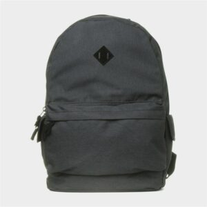 Dark Grey Backpack with Multi Pocket