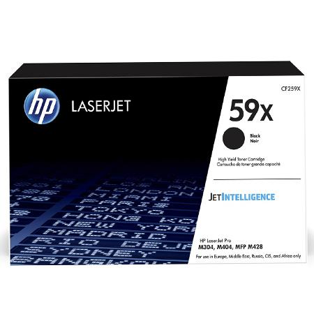HP 59X Black Original High Capacity Toner Cartridge (CF259X)