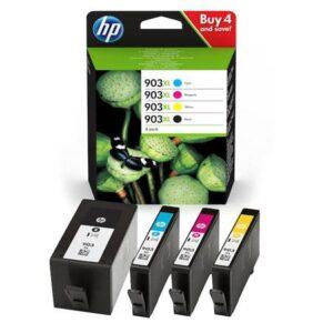 HP 903XL 4 Colour Original High Capacity Multipack