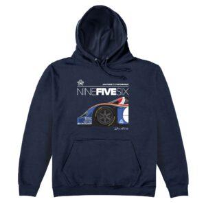 Jon Forde Nine Five Six Hoodie