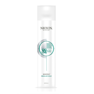 Nioxin Spray Regular Hold 400ml