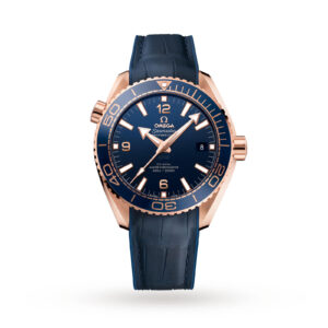 Omega Seamaster Planet Ocean 600m Co-Axial 43.5mm Mens Watch O21563442103001