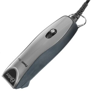 Oster Power Max 2-Speed Clipper - UK & EU plug adapter