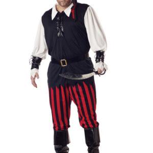 Peril Pirate Plus Size Costume