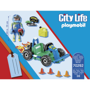 Playmobil 70306 City Action Police Station Play Box