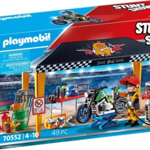 Playmobil 70552 Stunt Show Service Tent