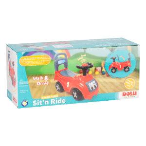 Dolu Toy Factory Sit 'N Ride Ride-On Vehicle