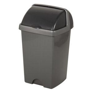 25L Roll-Top Polypropylene Waste Bin