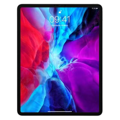 """Apple iPad Pro 12.9"""" 2020 Wi-Fi + 4G 128GB Silver Unlocked"""