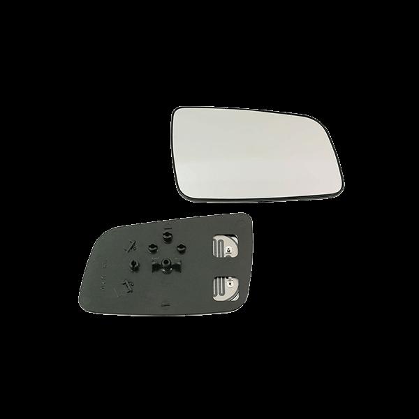 BLIC Miroir De Rétroviseur VW 6102-02-1291981P 701857521J,701857522L