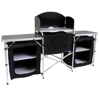 Charles Bentley Foldable Camping Storage Unit