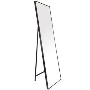 Freestanding Metal Mirror