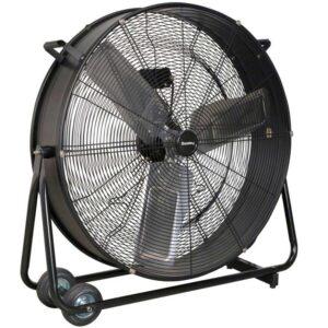 "Industrial High Velocity Drum Fan 30"" 230V - Premier"