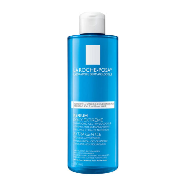 La Roche-Posay - Kerium Gentle Physiological Shampoo (400ml)