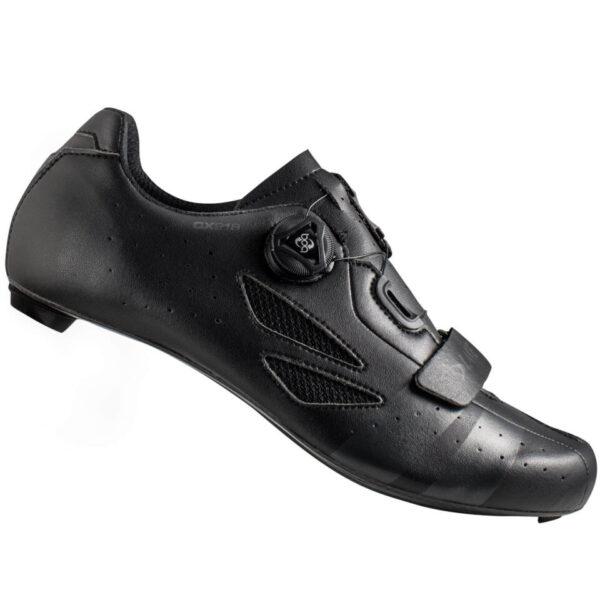 Lake CX218 Carbon Road Shoes - Black/Grey - EU 37 - Black/Grey