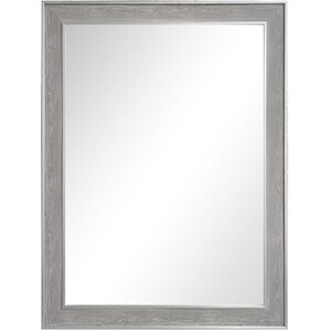 Neptune Grey Textured Mirror