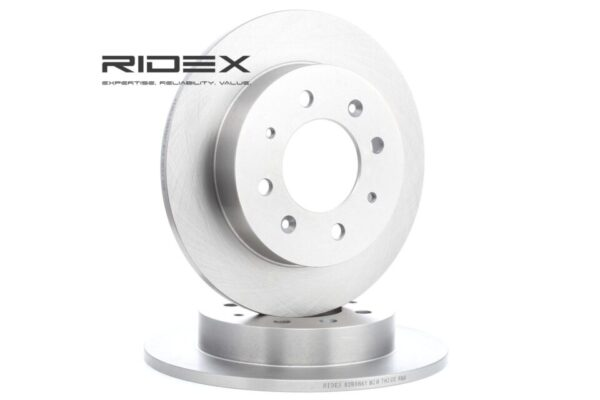 RIDEX Disques De Frein HYUNDAI,KIA 82B0861 584111P300,584111P300 Frein à Disque,Disque de frein