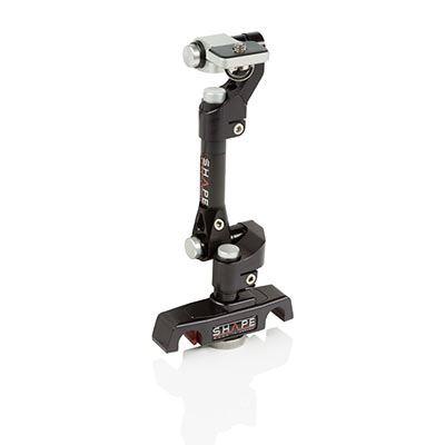Shape 4 Axis Push Button Arm 15mm Rod Bloc