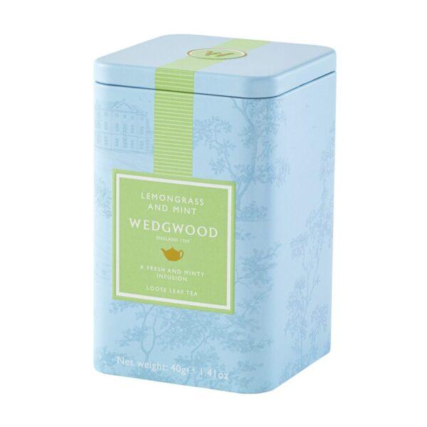 Signature Tea Lemongrass & Mint Caddy