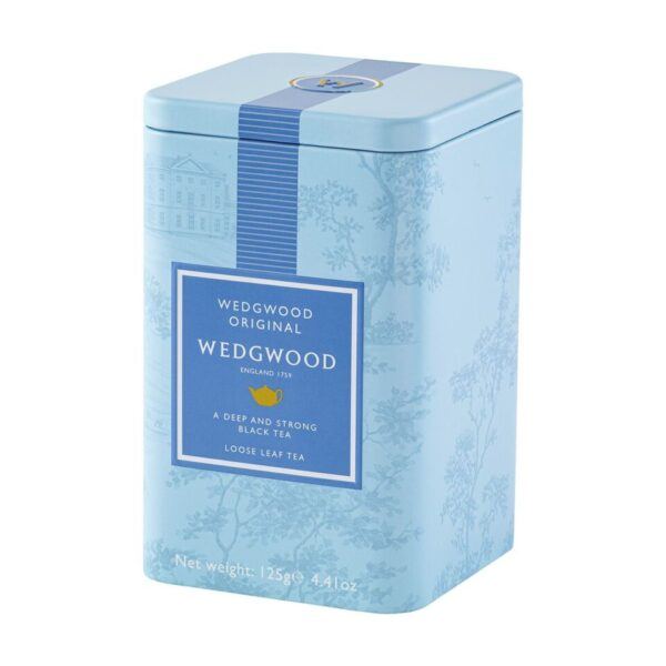 Signature Tea Wedgwood Original Caddy