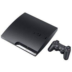 Sony PS3 Slim 320GB Black