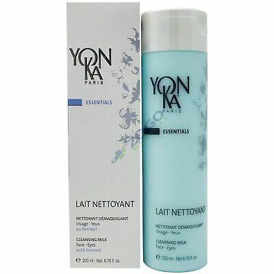 Yonka - Essentials Lait Nettoyant Cleansing Milk (200ml)
