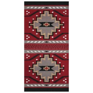 4ft x 6ft Southwest Wool Rug