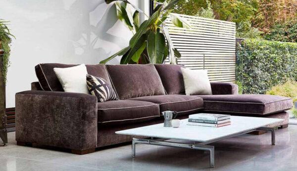 Ashdown Chaise Sofa - Left or Right