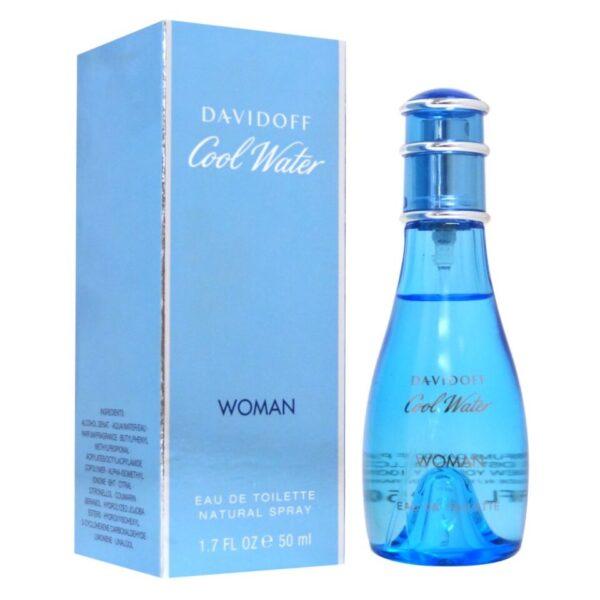 Davidoff Cool Water Woman EDT Spray 50ml