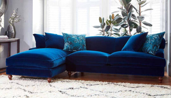 Galloway Chaise Sofa - Left or Right