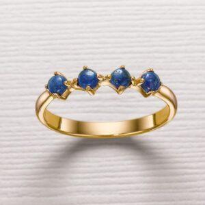 Heaven on Earth Lapis Ring