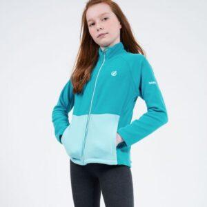 Kids' Witty Full Zip Fleece Seabreeze Blue Horizon Blue